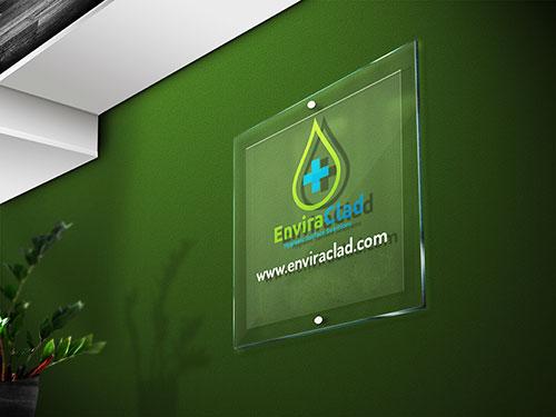 Enviraclad Glass Wall