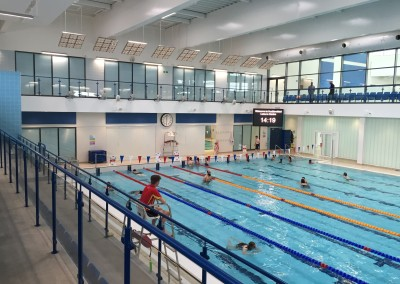 Huddesfield sports centre Swimming pool