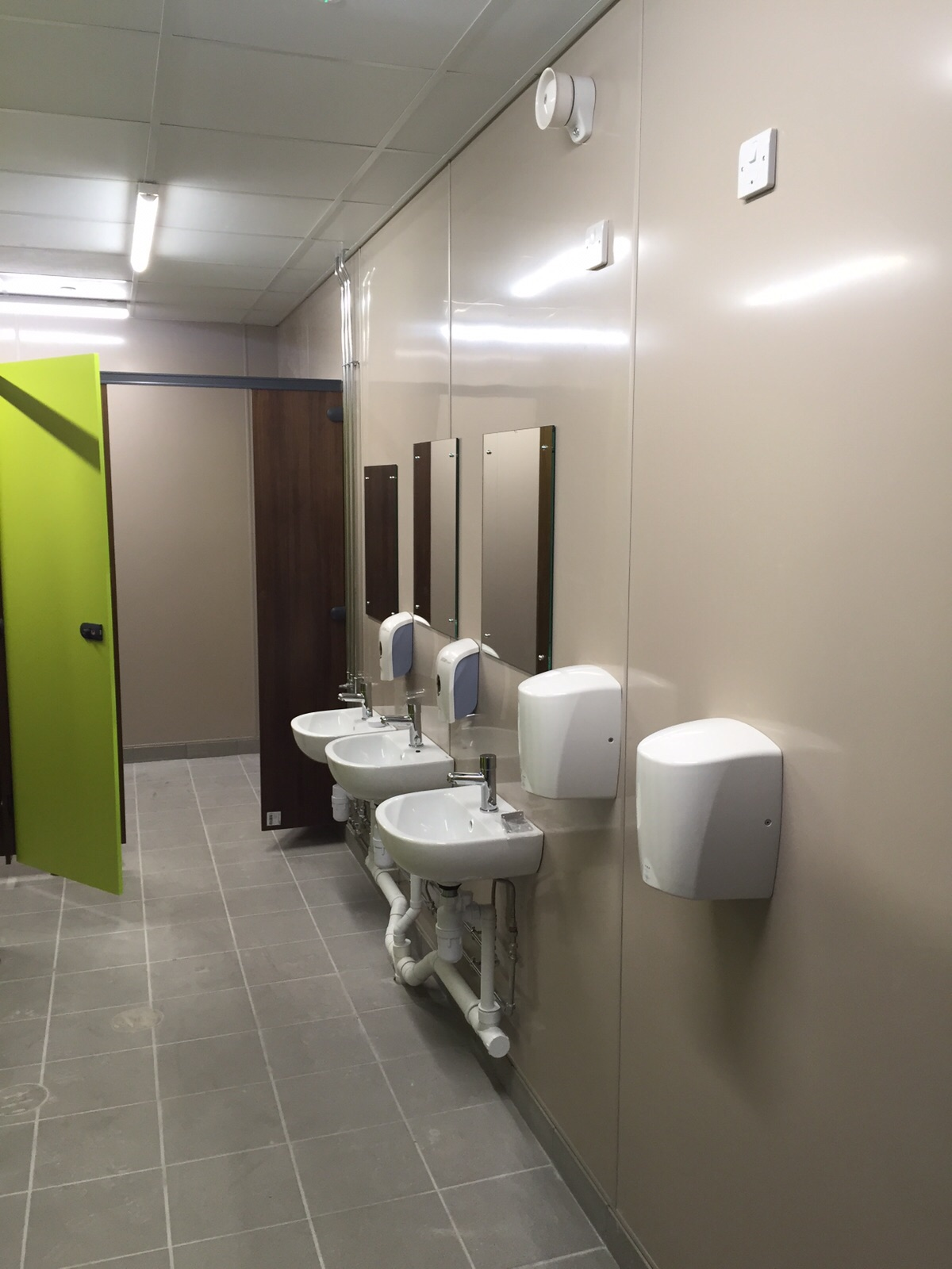Case Studies For Hygiene Cladding And Vinyl Flooring Work